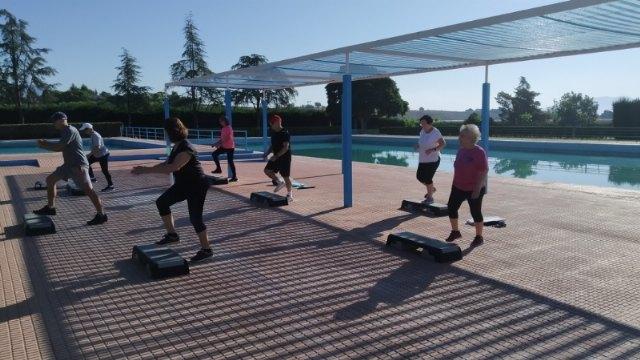 Comienzan las clases de Gimnasia de Mantenimiento en el Polideportivo Municipal 6 de Diciembre - 5, Foto 5