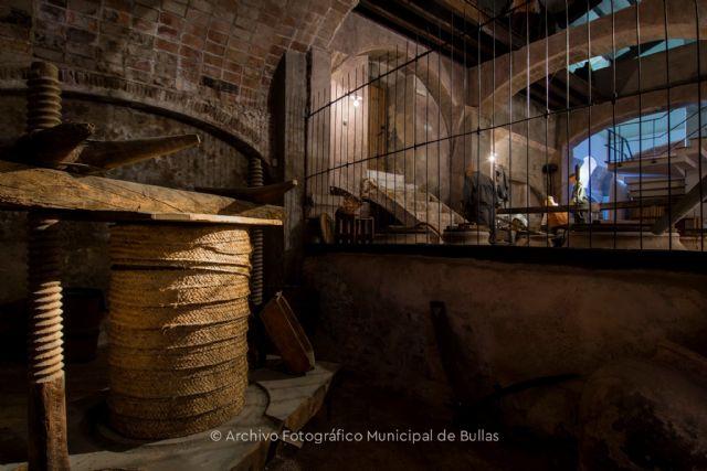 El Museo del vino de Bullas abre de nuevo sus puertas - 1, Foto 1