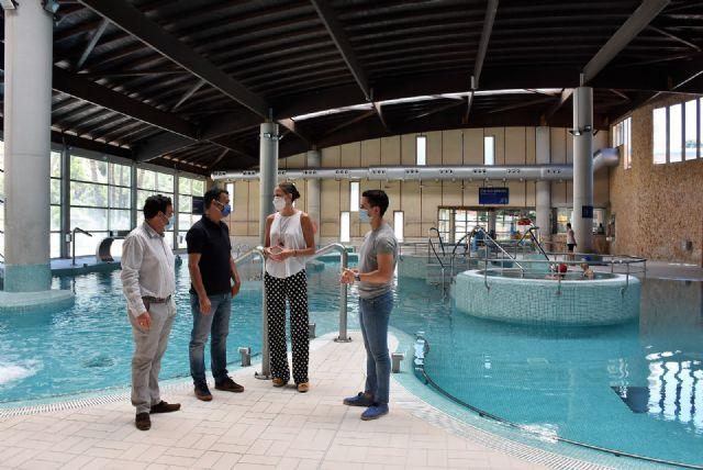 El balneario de Archena, el primer establecimiento termal que abre en España - 1, Foto 1