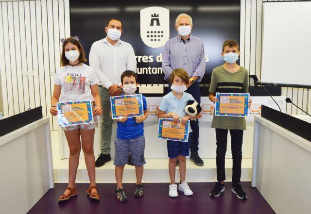 Entregados los premios del concurso de dibujo infantil del confinamiento - 1, Foto 1