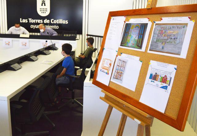 Entregados los premios del concurso de dibujo infantil del confinamiento - 4, Foto 4
