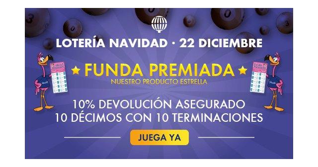 La Funda Premiada de Loterías Perolo asegura al menos una devolución - 1, Foto 1