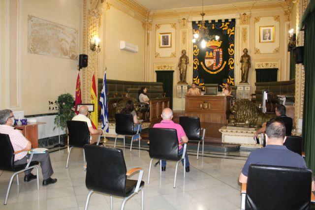 El Ayuntamiento de Jumilla reanuda las Juntas de Gobierno - 1, Foto 1