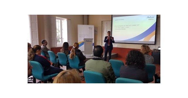 Sergio López Barrancos, Director General de Evaluación Educativa y Formación Profesional, en el acto de entrega de diplomas a los estudiantes becados en la edición 2019., Foto 1