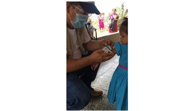 La COVID-19 duplica el número de personas sin alimentos en Guatemala - 1, Foto 1