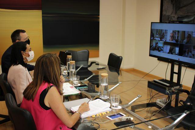 La Fundación Séneca destinará este año cuatro millones para apoyar la investigación a través del Programa Covi+d Región de Murcia - 1, Foto 1