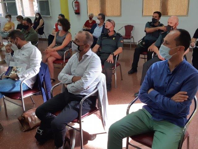 Expertos y responsables técnicos y políticos analizan la correlación de los factores sociales en el impacto del COVID-19 en el municipio de Totana, Foto 3