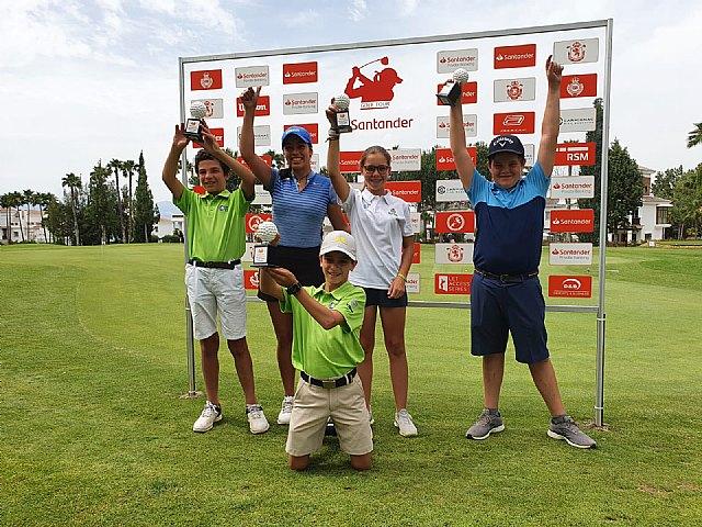 Sofía Ruescas y su equipo se alzan con la victoria en el Pro-Am de Málaga - 1, Foto 1