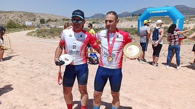 [Antonio López Panga Y Francisco Cánovas Díaz, se hacen con el Campeonato Regional de XCO