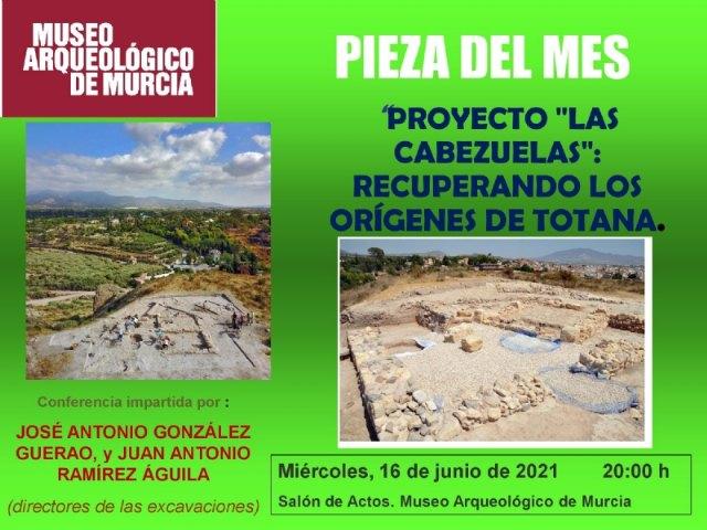 El yacimiento de Las Cabezuelas será La pieza del mes durante las próximas semanas en el Museo Arqueológico de Murcia, Foto 2