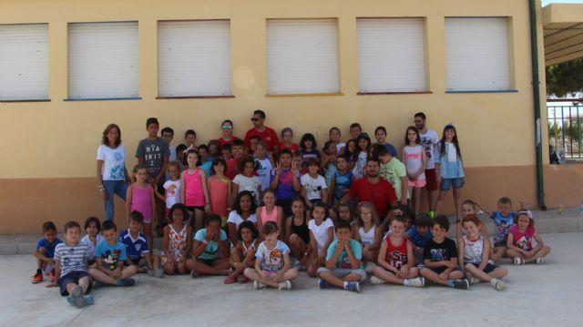 Los colegios de Los Pinos y Los Antolinos, acogen la escuela de verano con más de 380 niños - 1, Foto 1
