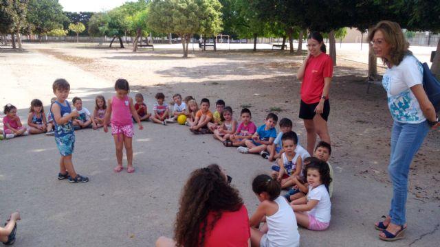 Los colegios de Los Pinos y Los Antolinos, acogen la escuela de verano con más de 380 niños - 2, Foto 2