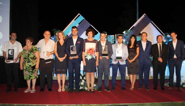 Puerto Lumbreras reconoce a los empresarios lumbrerenses - 1, Foto 1