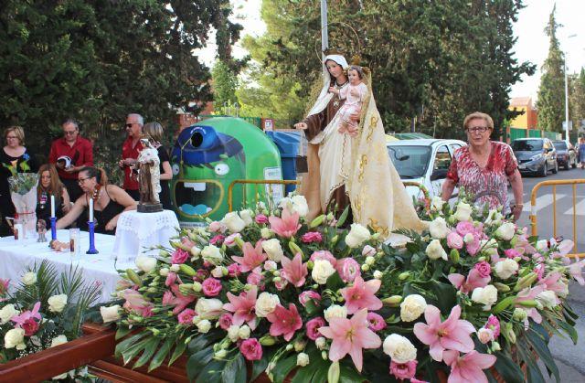 El barrio Los Limoneros celebra sus fiestas en honor a la Virgen del Carmen - 1, Foto 1