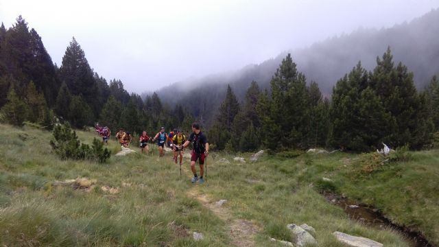 CAT athletes present this weekend in tests held in Lerida, Albacete and Murcia, Foto 5