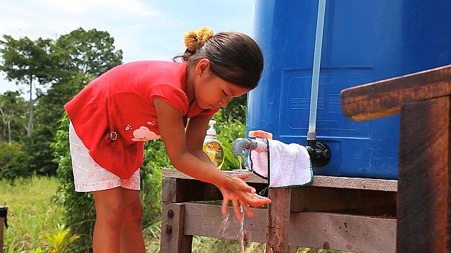 Fundación Aquae y UNICEF trabajan para que la población indígena del Amazonas peruano acceda a agua y saneamiento, clave para hacer frente a la COVID-19 - 2, Foto 2