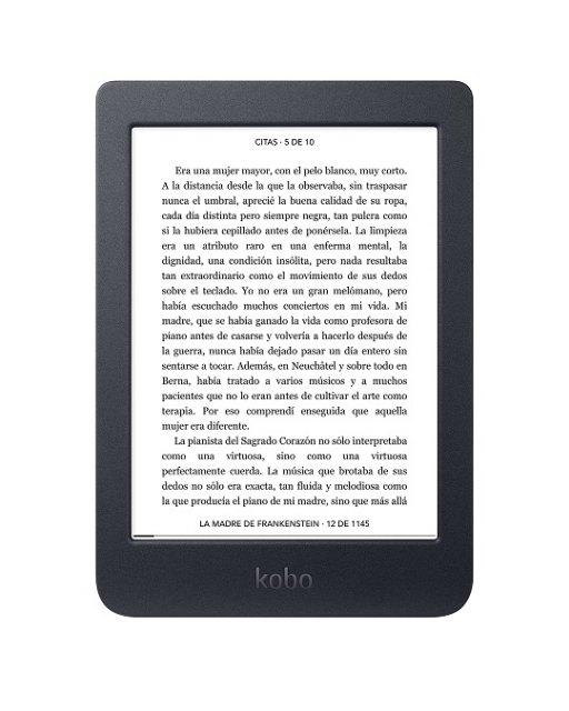 Kobo by Fnac presenta Kobo Nia, el eReader ideal para adentrarse en la lectura digital: leer nunca ha sido tan fácil - 1, Foto 1