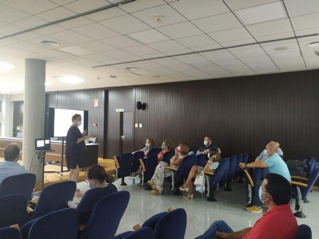 Los concejales de San Pedro del Pinatar se forman en igualdad para la creación de políticas locales - 2, Foto 2