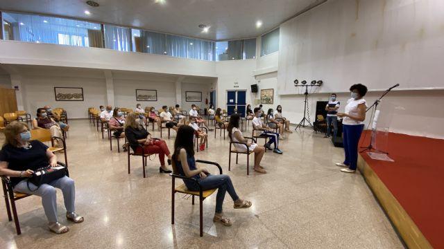 El 90 por ciento de los alumnos de Puerto Lumbreras superan la EBAU - 1, Foto 1