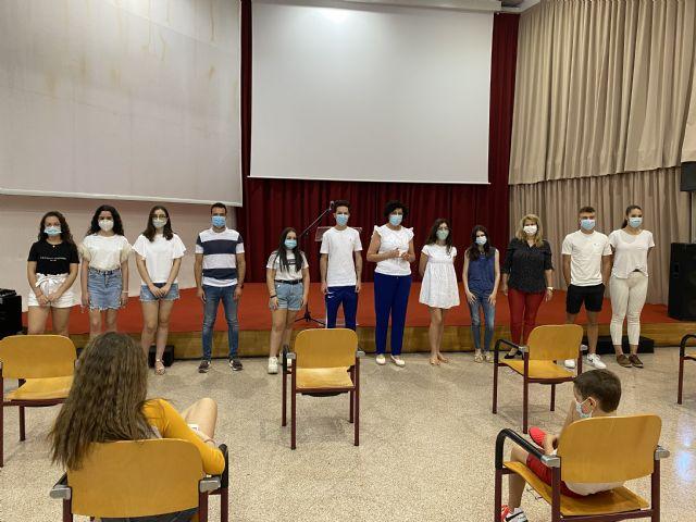 El 90 por ciento de los alumnos de Puerto Lumbreras superan la EBAU - 2, Foto 2