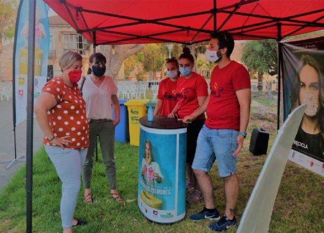 En marcha los talleres de reciclaje para los más pequeños todos los viernes de los 'veranos de barrio', Foto 4
