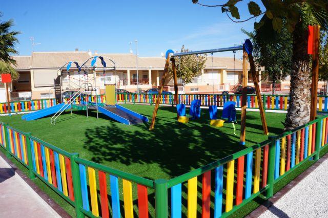 El Ayuntamiento reabre los juegos infantiles de las zonas verdes y jardines con todas las medidas de seguridad - 1, Foto 1