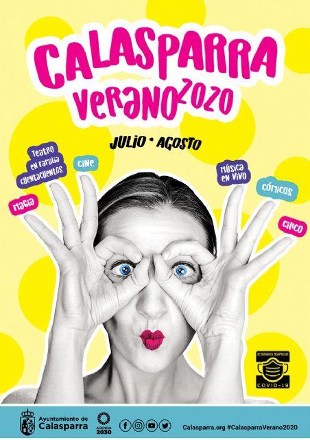 Programación cultural de Los Santos 2020 - 1, Foto 1