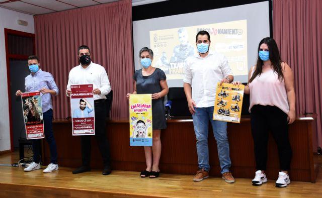 Programación cultural de Los Santos 2020 - 2, Foto 2