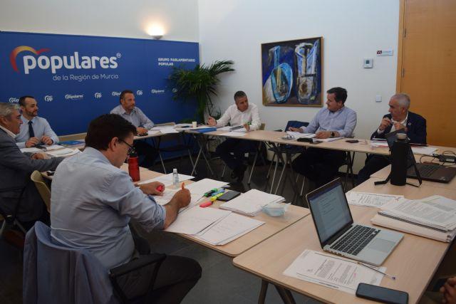 Acuerdo del PP, PSOE y Ciudadanos con la Ley del Mar Menor tras pactar la ampliación de la zona protegida de 500 a 1.500 metros - 1, Foto 1