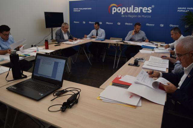 Acuerdo del PP, PSOE y Ciudadanos con la Ley del Mar Menor tras pactar la ampliación de la zona protegida de 500 a 1.500 metros - 2, Foto 2