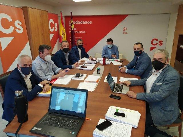 Acuerdo definitivo entre Ciudadanos, PP y PSOE con la Ley del Mar Menor tras pactar la ampliación de la zona protegida de 500 a 1.500 metros - 1, Foto 1