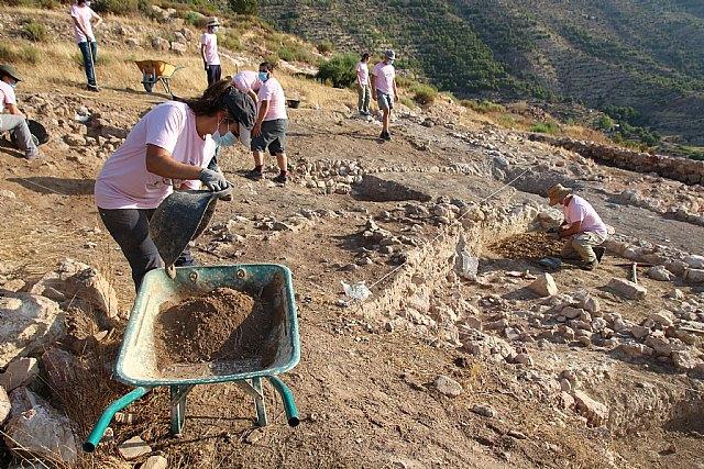 Nuevos hallazgos en El Murtal y Las Paleras consolidan estos yacimientos entre los más importantes de la Región - 3, Foto 3