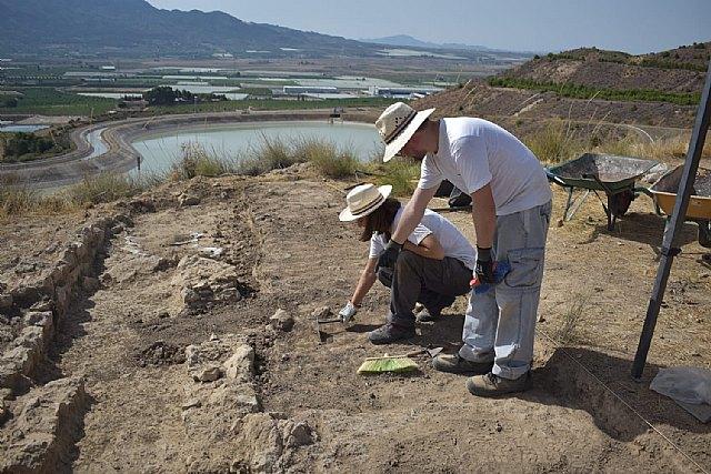 Nuevos hallazgos en El Murtal y Las Paleras consolidan estos yacimientos entre los más importantes de la Región - 4, Foto 4