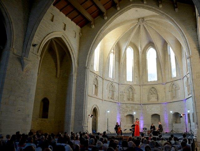 Early Music Morella arranca con Capella de Ministrers y el Coro de la Generalitat dirigidos por Carles Magraner - 1, Foto 1