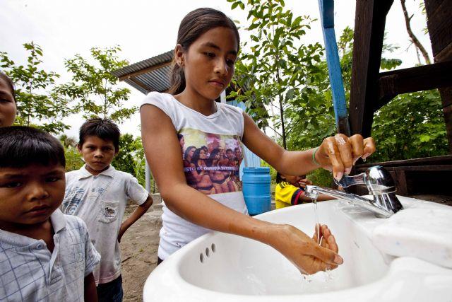 Fundación Aquae y UNICEF España hacen balance de su proyecto de agua, saneamiento e higiene en Perú, que concluye satisfactoriamente - 1, Foto 1