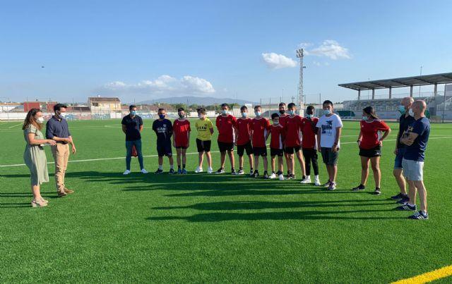 Reconocimiento al infantil del Atlético Torreño por su ascenso a Autonómica - 1, Foto 1