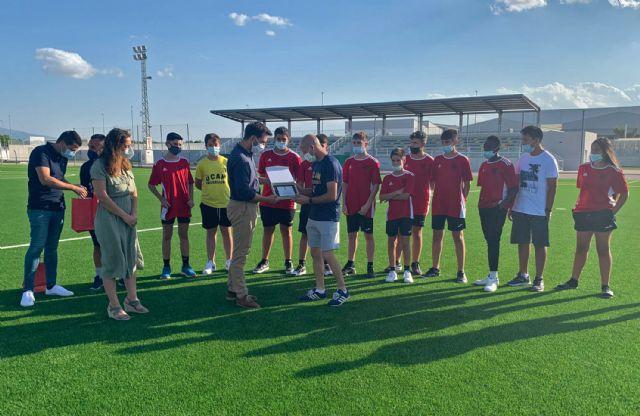 Reconocimiento al infantil del Atlético Torreño por su ascenso a Autonómica - 3, Foto 3