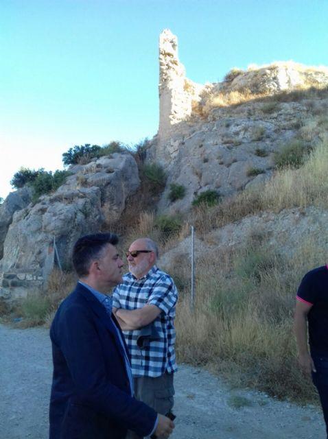 Cultura remite los expedientes sancionadores a los propietarios del Castillo de Mula - 1, Foto 1