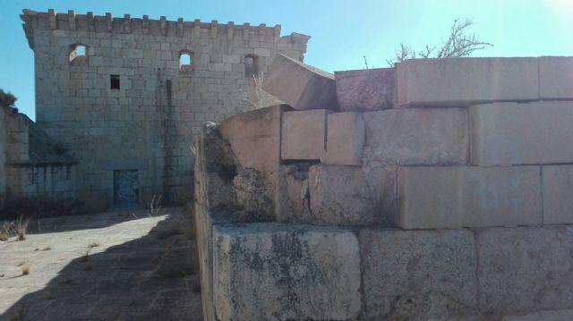 Cultura remite los expedientes sancionadores a los propietarios del Castillo de Mula - 2, Foto 2
