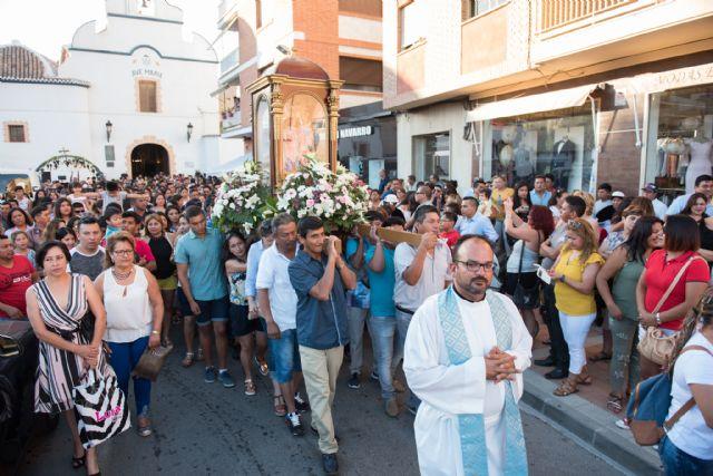 Centenares de fieles muestran su devoción por la Virgen del Cisne, Foto 3