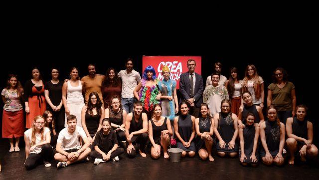 Siete montajes de teatro y danza medirán su talento sobre las tablas del Teatro Circo en la final del CreaMurcia de Artes Escénicas - 2, Foto 2