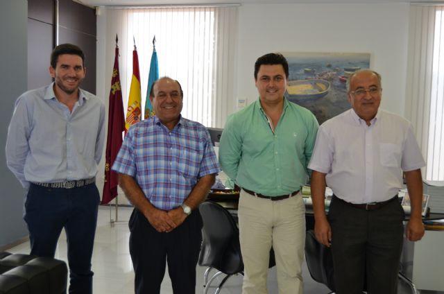El alcalde destaca el papel de los agricultores del municipio en la economía local y regional - 1, Foto 1