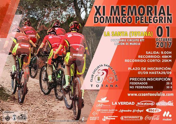Abiertas las inscripciones del XI Memorial MTB Domingo Pelegrín - 2, Foto 2