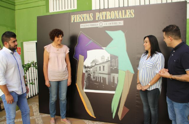 Puerto Lumbreras ya tiene el cartel anunciador de las Fiestas Patronales 2017 - 1, Foto 1