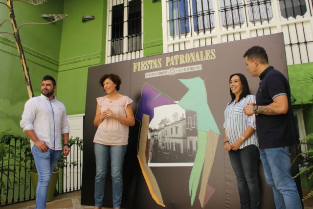 Puerto Lumbreras ya tiene el cartel anunciador de las Fiestas Patronales 2017 - 2, Foto 2