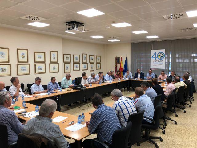 El Gobierno regional coordina la evaluación de los daños producidos en el campo a consecuencia de las lluvias, Foto 1