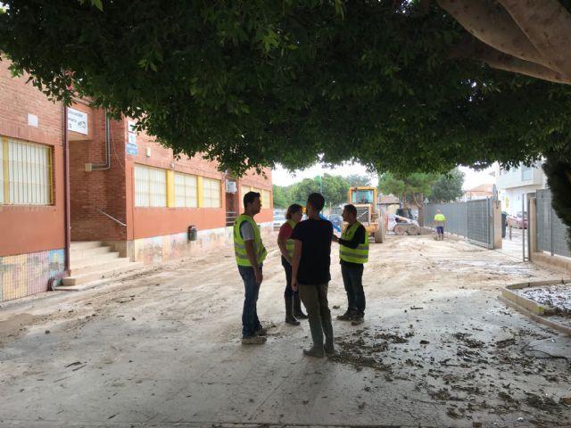 El colegio El Alba de Roldán y el colegio de Los Olmos, permanecerán cerrados mañana lunes - 1, Foto 1