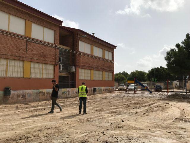 El colegio El Alba de Roldán y el colegio de Los Olmos, permanecerán cerrados mañana lunes - 2, Foto 2