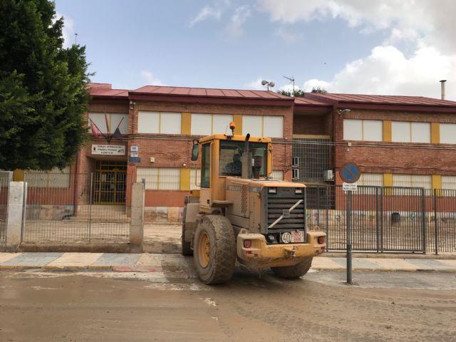 El colegio El Alba de Roldán y el colegio de Los Olmos, permanecerán cerrados mañana lunes - 3, Foto 3