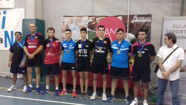 Open Table Tennis City of Lorca, Foto 4